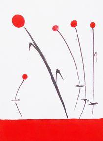 Teichblumen von Theodor Fischer