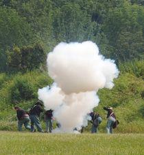 Canon Fire 2, 2013 von Caitlin McGee