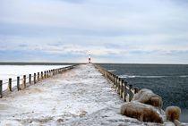 Frozen Pier 2, 2014 von Caitlin McGee