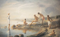 Summer day by Odd Nerdrum
