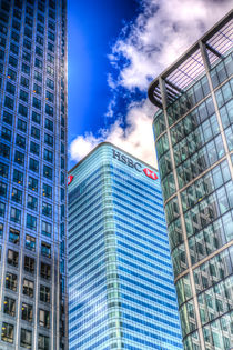HSBC Tower London by David Pyatt