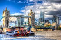 London The City by David Pyatt
