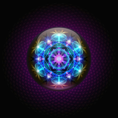 Radiant-energy-flower