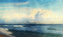 Atlantic Ocean by Marie Luise Strohmenger