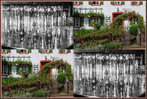 """Viererbild """"Stadt und Land"""" by lisa-glueck"""