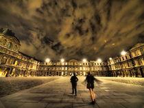 Der Louvreinnenhof by smk
