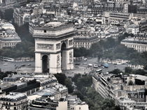 Triumpfbogen Paris by smk