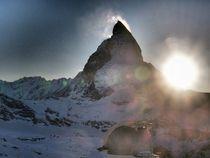 Matterhorn und Spotlight von smk