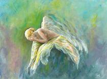 Engel des Schmerzes by Gabriele Welz