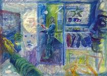 Stimmen & Stimmungen im Atelier | Studio's vibes | Ambiente de estudio von artistdesign