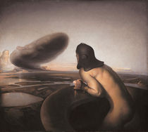 The cloud by Odd Nerdrum