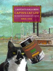 Captn's Cat Ltd. - Ladycat's Gala Menu