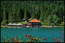 Lago di dobbiaco /Toblacher See by nameda