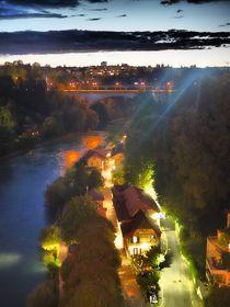Aare in Bern by smk
