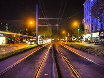 Strassenbahnschienen Köln von smk