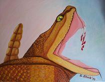 Snake von Susanne Schick