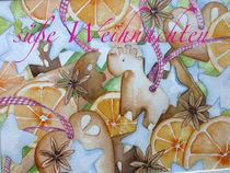 süße Weihnachten von Sonja Jannichsen