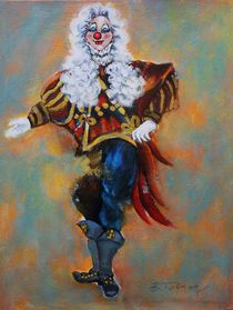 ClownLudwig von Barbara Tolnay