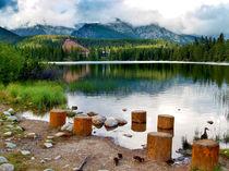 Strbske Pleso Lake von Tomas Gregor