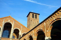 Sant'Ambrogio Basilica von Valentino Visentini