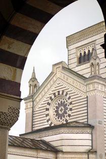 Cimitero Monumentale Building by Valentino Visentini