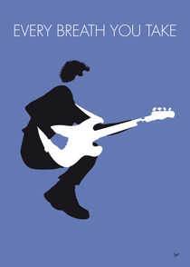 No058-my-the-police-minimal-music-poster