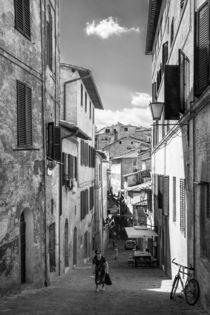 A Street In Siena von David Tinsley