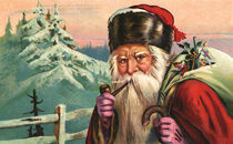Alpine Santa by decoratifcollections