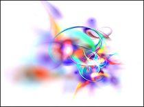 Digital Farbiges Allerlei by bilddesign-by-gitta