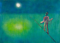 Lunatic Nightwalk | Man into the Moon | Adicción Lunatica by artistdesign