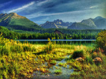 Tatras Mountain Lake by Tomas Gregor