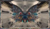 butterfly 2 von Natalia Rudzina