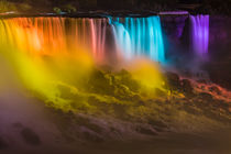 Niagara Falls 10 by Tom Uhlenberg