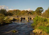 Postbridge on Dartmoor von Pete Hemington