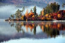 Herbsttag von Gerhard Albicker