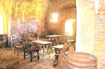 Fort Morgan Furniture von Dan Richards