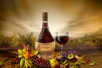 Autumn Wine by Peter  Awax