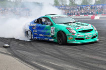 Drifting Lexus von Mark Gassner