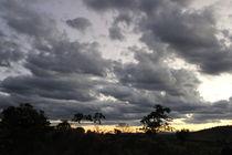 Sky Over Liberty Farm #01 by Izai Amorim