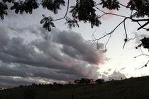 Sky Over Liberty Farm #03 von Izai Amorim