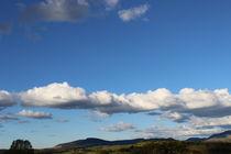 Sky Over Liberty Farm #04 by Izai Amorim