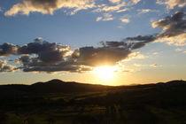Sky Over Liberty Farm #11 by Izai Amorim