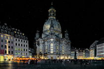 Frauenkirche Dresden by pixelliebe