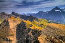 Im Berner Oberland II by Gerhard Albicker