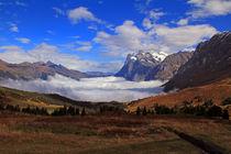 Im Berner Oberland I von Gerhard Albicker