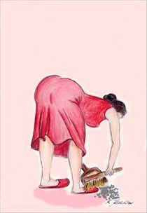 Ma Mamsell  von Katrin KaciOui