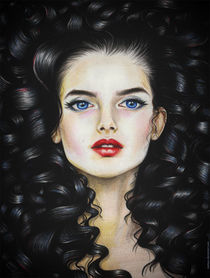 Curly by Marina Manky