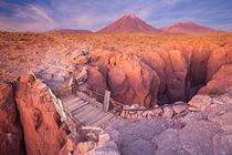 Atacama Desert in Chile von Sara Winter
