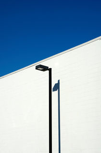 Minimalistic Lamppost von John Mitchell
