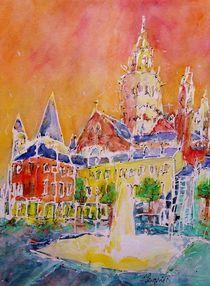 Mainz by Ingrid  Becker